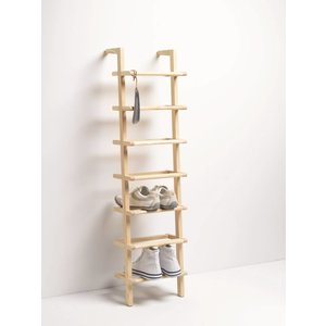 side by side Lady Long shoe rack