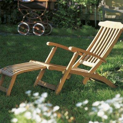 Skagerak Steamer tuinligstoel