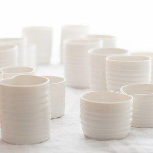 PTZE Porcelain studio setje De Kus (3 sts)