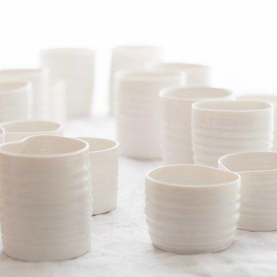 PTZE Porcelain studio Set The Kiss (3 pcs)