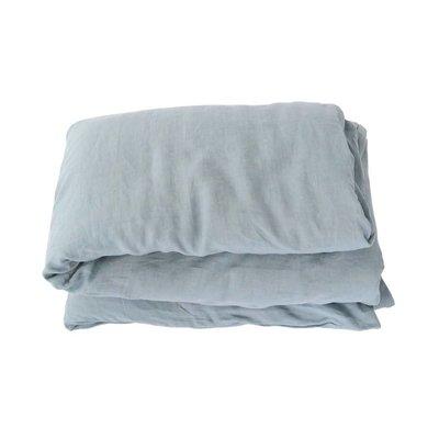 ooh noo Slate blue duvet cover