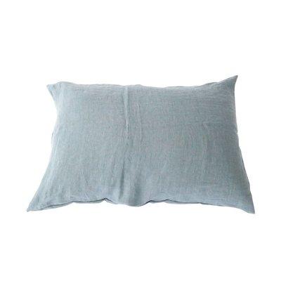 ooh noo Slate blue pillowcase