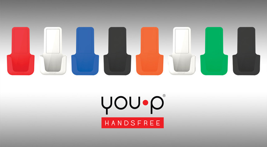 YOU-P smartphone holder