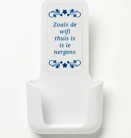 YOU·P® YOU·P® smartphone holder | white | Zoals De Wifi ...