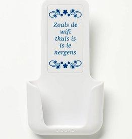 YOU·P® YOU·P® smartphonehouder | wit | Zoals De Wifi...