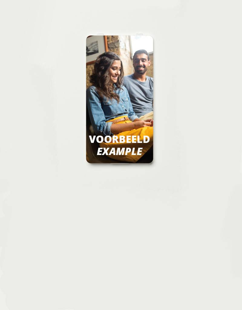 YOU·P® YOU·P®-klepje limited edition | MET EIGEN AFBEELDING