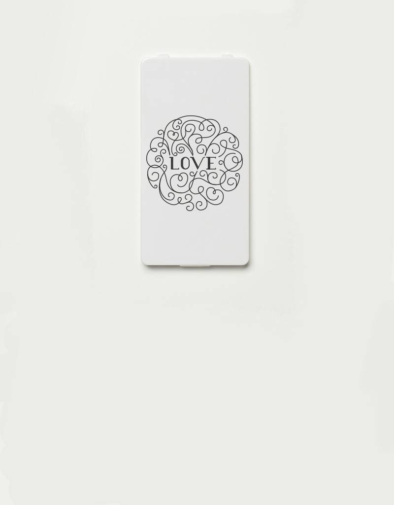 YOU·P® YOU·P® Limited Edition - cover for YOU·P smartphone holder | LOVE (gray)