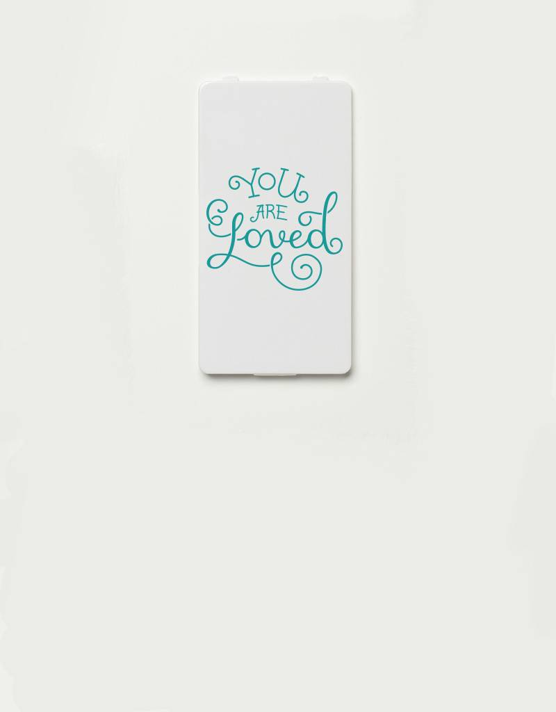 YOU·P® YOU·P® Limited Edition - cover for YOU·P smartphone holder | YOU ARE LOVED