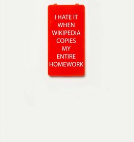 YOU·P® I HATE IT WHEN WIKIPEDIA