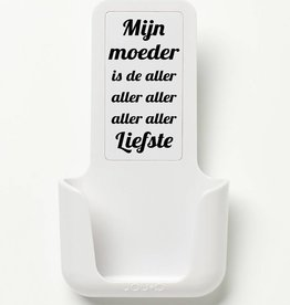 YOU·P® YOU·P® smartphone holder | white | Mijn Moeder
