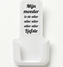 YOU·P® YOU·P® smartphonehouder | wit | Mijn Moeder