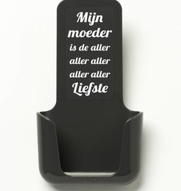 YOU·P® YOU·P® smartphone holder | gray | Mijn Moeder