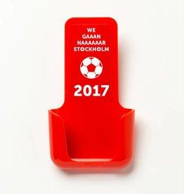 YOU·P® YOU·P® smartphonehouder | rood | Stockholm 2017