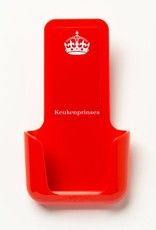YOU·P® YOU·P® smartphone holder | red holder | red cover | Keukenprinses