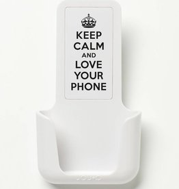 YOU·P® YOU·P® (div kleuren) Keep Calm Love Your Phone