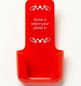 YOU·P® YOU·P® (colors) Home Is Where Your Phone Is