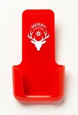 YOU·P® YOU·P® smartphonehouder | Merry Christmas Hert