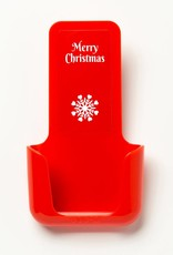 YOU·P® YOU·P® smartphone holder | Merry Christmas Snowflake