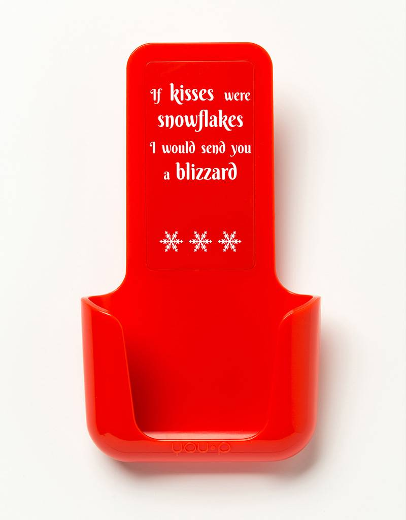 YOU·P® YOU·P® smartphone holder | If kisses were snowflakes