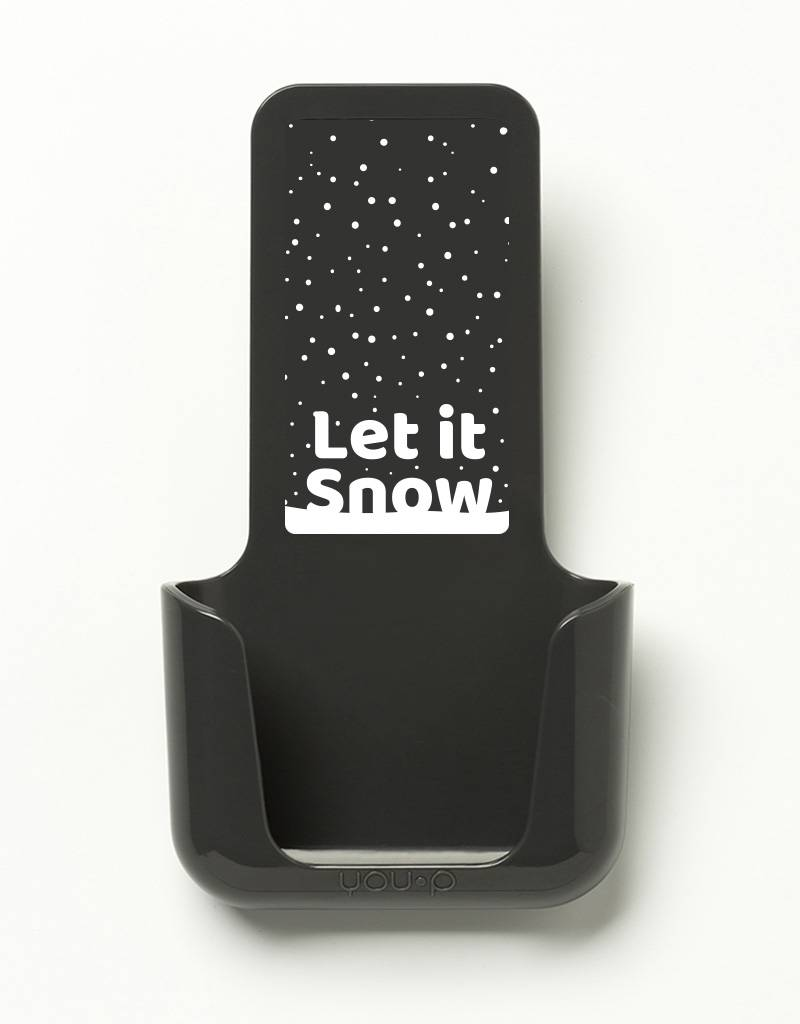 YOU·P® YOU·P® smartphone holder |  Let it snow