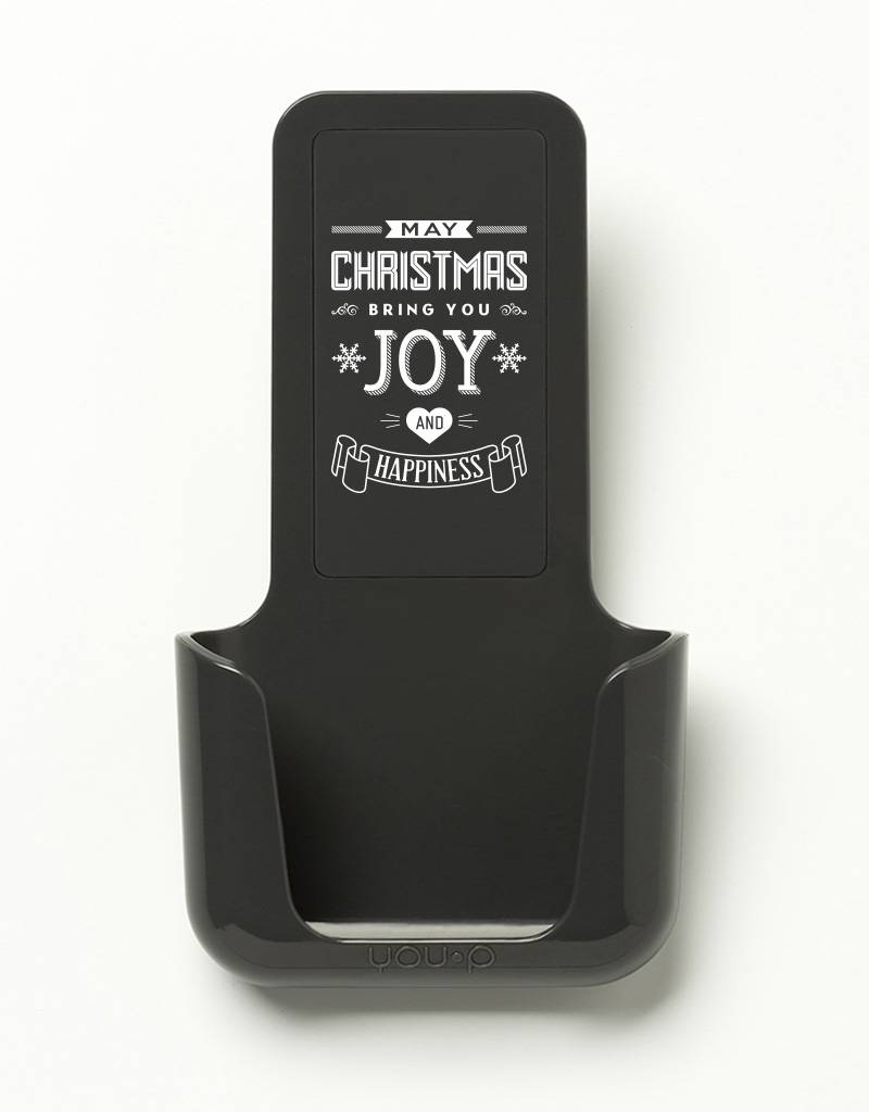 YOU·P® YOU·P® smartphonehouder | May Christmas Bring You