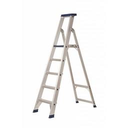 MAXALL®  MAXALL® Bordestrap 1x5 treden (max. werkhoogte 3,25 m)