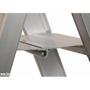 Solide Bordestrap 8 treden (max. werkhoogte 4 m)