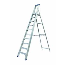 Solide Solide Bordestrap 10 treden (max. werkhoogte 4,50 m)