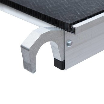 Euroscaffold Platform zonder luik 305 cm Fiberdeck (lichtgewicht)