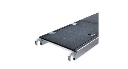Platform met luik (lichtgewicht)