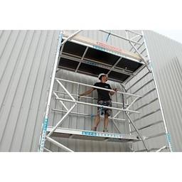 Euroscaffold Steiger voorloopleuning 250 cm