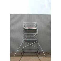 Euroscaffold Steiger voorloopleuning 305 cm