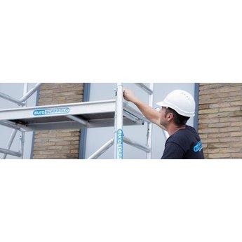 Euroscaffold Kamersteiger Compact 3,5 m werkhoogte