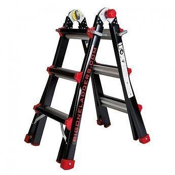 Big One Multifunctionele Ladder 4x3