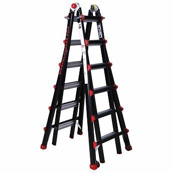 Big One Multifunctionele Ladder 4x6
