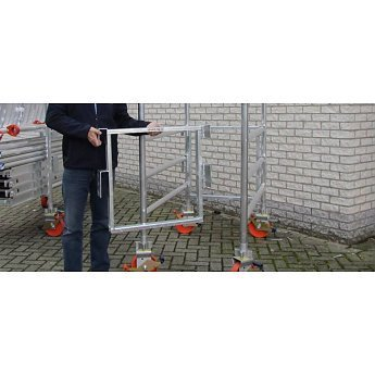Euroscaffold Steigertransportbeugels (voor steigers tot 12 meter)