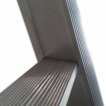 MAXALL®  Plukladder aluminium 10 sporten