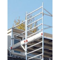 Euroscaffold Uitwijkconsole universeel complete set 75 x 250 cm