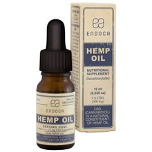 Endoca CBD Olie Bio 3% CBD, 10 ml