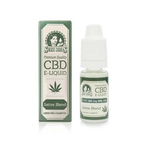 Sensi Seeds CBD E-liquid 200 mg