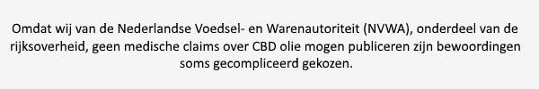 CBD Disclaimer