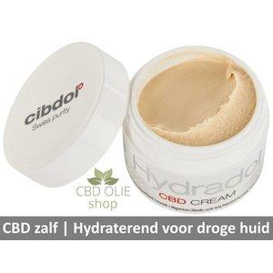 Cibdol CBD zalf voor droge huid