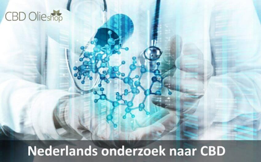 Nederland start onderzoek naar de werking CBD