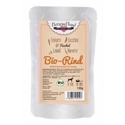 Herzenshund Bio-Rind mit Bio-Gemüse 130 g