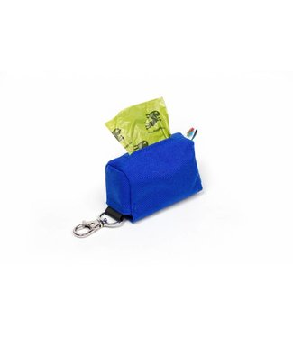 Wildebeest Poop Bag - ROYALBLUE