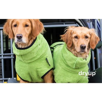 Fit4dogs Dryup Cape - KIWI