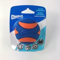 Chuck-it Fetch Games CHUCKIT ULTRA SQUEAKER  - Medium