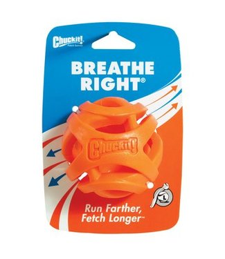 Chuck-it Fetch Games CHUCKIT BREATHE RIGHT FETCH BALL  - Large