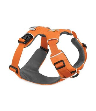 Ruffwear Front Range Harness - Orange Poppy