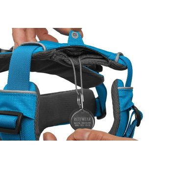 Ruffwear Front Range Harness - Blue Dusk